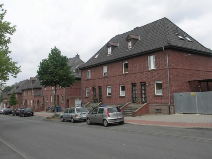 Zülpicher Straße 161 - Wohnungsbaugenossenschaft Düren